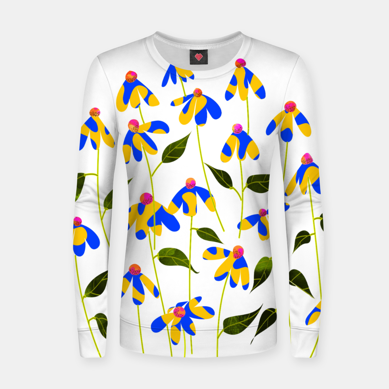 Image of Touched By Love Women sweater - Live Heroes