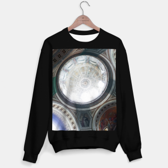 Thumbnail image of Scaffolded Dome of the Basilica of Esztergom Sweater regular, Live Heroes