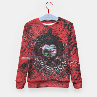 Miniatur Cyber Glitch Kid's sweater, Live Heroes