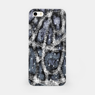 Thumbnail image of Glitchy Grunge Abstract Print iPhone Case, Live Heroes