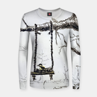 Thumbnail image of Solitude Women sweater, Live Heroes