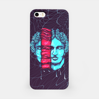 Miniatur Waves Melting iPhone Case, Live Heroes