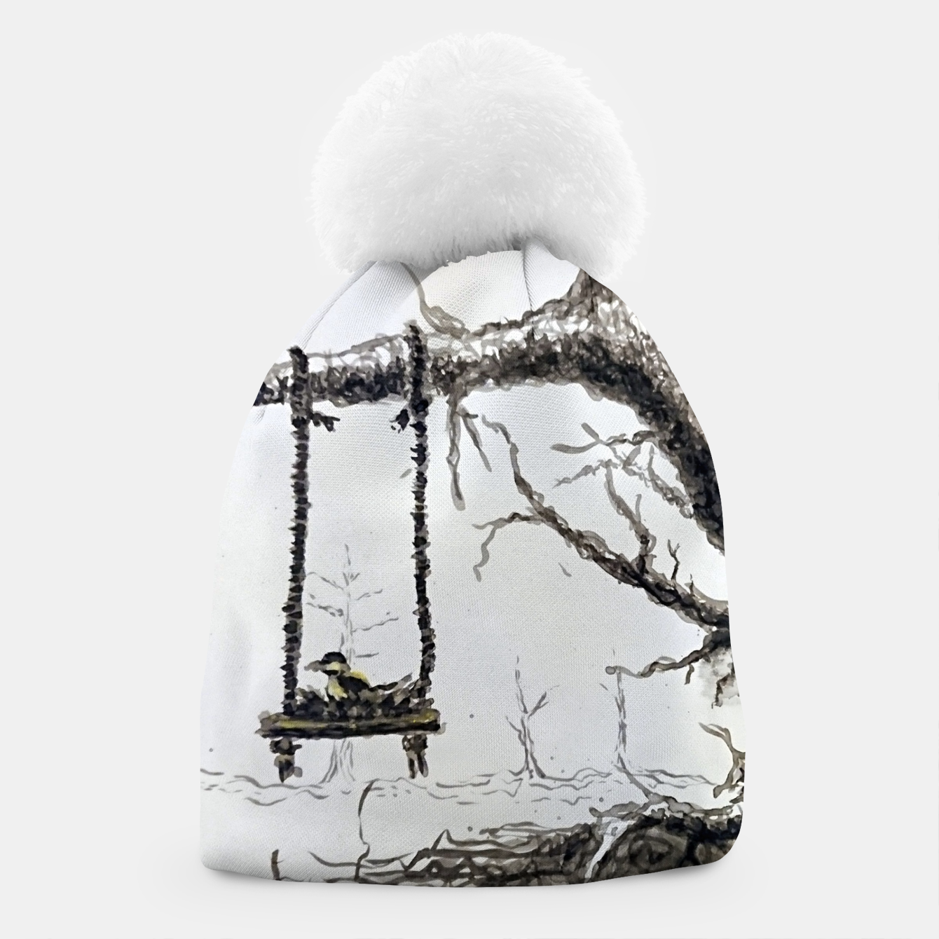 Image of Solitude Beanie - Live Heroes