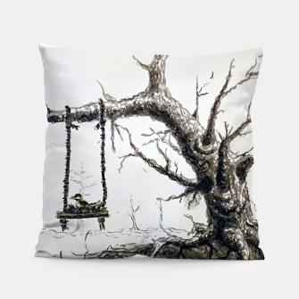 Thumbnail image of Solitude Pillow, Live Heroes