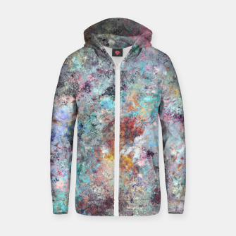 Thumbnail image of Mixing it up Zip up hoodie, Live Heroes