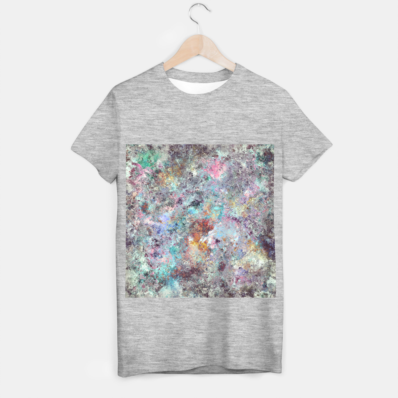Image of Mixing it up T-shirt regular - Live Heroes