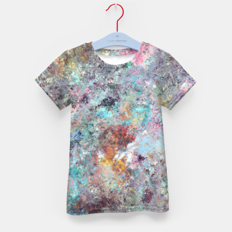 Thumbnail image of Mixing it up Kid's t-shirt, Live Heroes