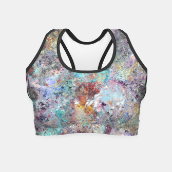 Thumbnail image of Mixing it up Crop Top, Live Heroes