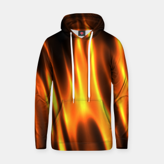 Thumbnail image of Hot Fire Flames Hoodie, Live Heroes