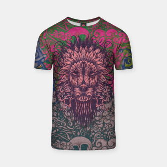 Thumbnail image of Lion T-shirt, Live Heroes