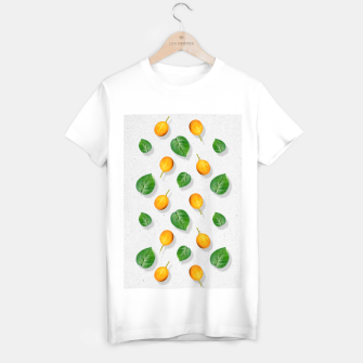 Thumbnail image of Passion fruit and leaf by #Bizzartino T-shirt regular, Live Heroes