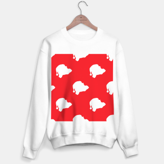Thumbnail image of Santa Claus on red Sweater regular, Live Heroes