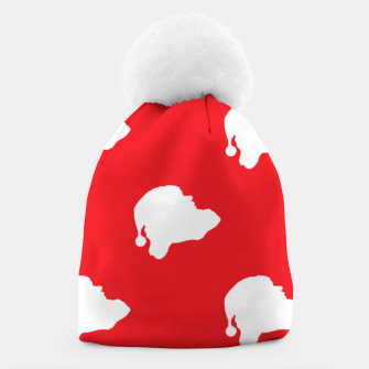 Thumbnail image of Santa Claus on red Beanie, Live Heroes