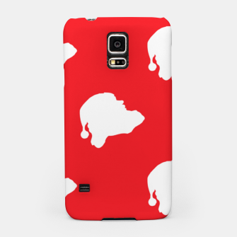 Thumbnail image of Santa Claus on red Samsung Case, Live Heroes