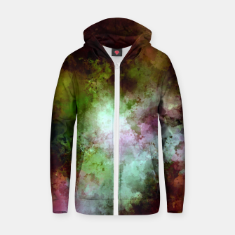 Thumbnail image of From the darkness Zip up hoodie, Live Heroes