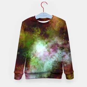 Thumbnail image of From the darkness Kid's sweater, Live Heroes