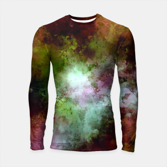 Thumbnail image of From the darkness Longsleeve rashguard , Live Heroes