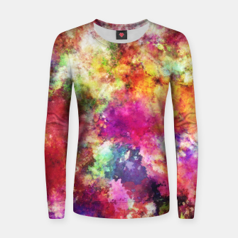 Thumbnail image of Closer Women sweater, Live Heroes