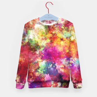 Thumbnail image of Closer Kid's sweater, Live Heroes