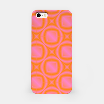 Thumbnail image of Gradient pink pattern iPhone Case, Live Heroes