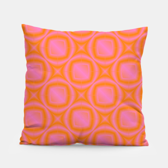Thumbnail image of Gradient pink pattern Pillow, Live Heroes