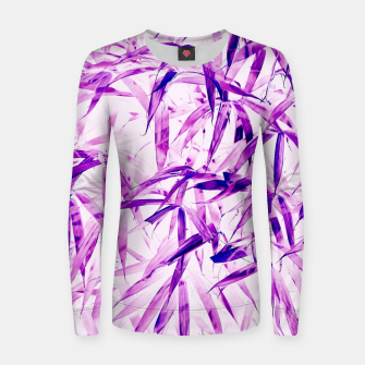 Thumbnail image of Ultra Violet Women sweater, Live Heroes
