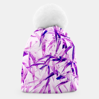 Thumbnail image of Ultra Violet Beanie, Live Heroes