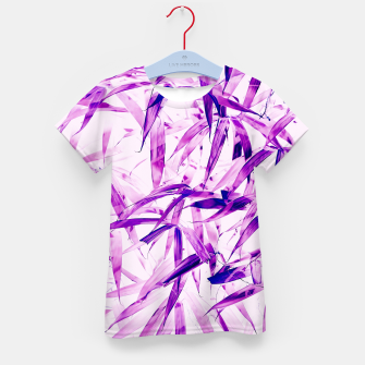 Thumbnail image of Ultra Violet Kid's t-shirt, Live Heroes