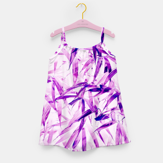 Thumbnail image of Ultra Violet Girl's dress, Live Heroes