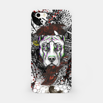 Thumbnail image of Bad Dog Glitch iPhone Case, Live Heroes