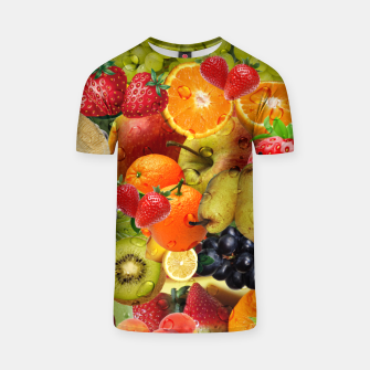 Thumbnail image of FRUIT IS LIFE T-shirt, Live Heroes