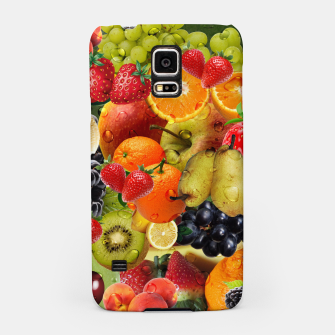 Thumbnail image of FRUIT IS LIFE Samsung Case, Live Heroes