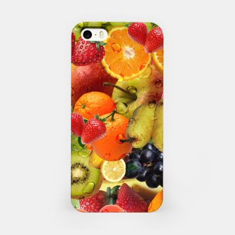 Thumbnail image of FRUIT IS LIFE iPhone Case, Live Heroes