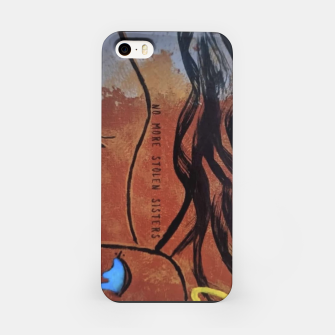 Thumbnail image of No More Stolen Sisters iPhone Case, Live Heroes