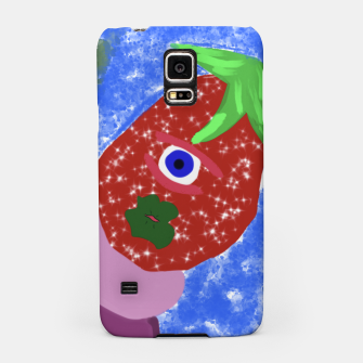 Thumbnail image of Strawberry Boi  Samsung Case, Live Heroes