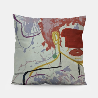 Thumbnail image of Cotton Candy Clouds Pillow, Live Heroes
