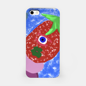 Thumbnail image of Strawberry Boi  iPhone Case, Live Heroes