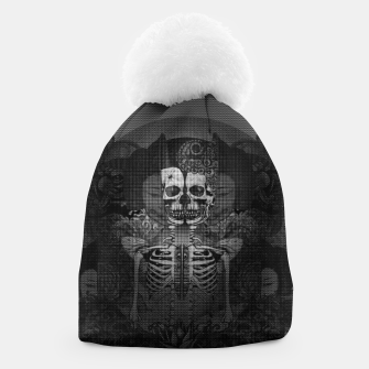 Thumbnail image of Memory Sliced Beanie, Live Heroes