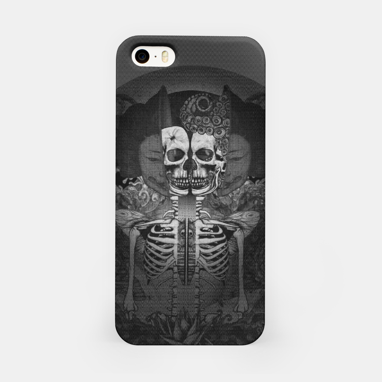 Image of Memory Sliced iPhone Case - Live Heroes