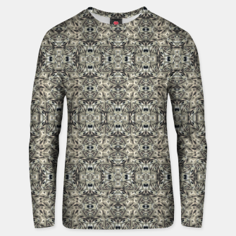 Thumbnail image of Steampunk Camouflage Print Pattern Unisex sweater, Live Heroes