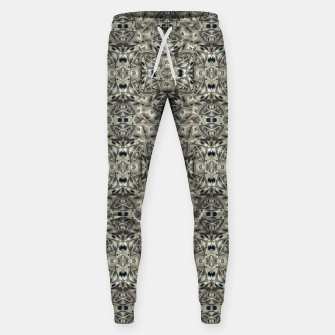 Thumbnail image of Steampunk Camouflage Print Pattern Sweatpants, Live Heroes