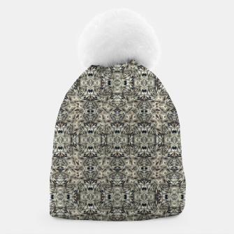 Thumbnail image of Steampunk Camouflage Print Pattern Beanie, Live Heroes