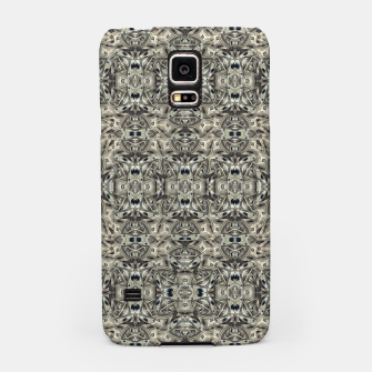 Thumbnail image of Steampunk Camouflage Print Pattern Samsung Case, Live Heroes