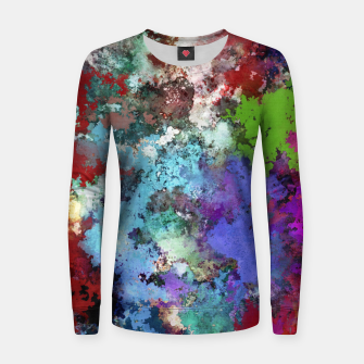 Thumbnail image of Time Women sweater, Live Heroes