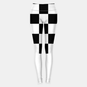 Thumbnail image of Checkered pattern Leggings, Live Heroes