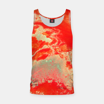 Thumbnail image of Sea Green and Coral Tank Top, Live Heroes