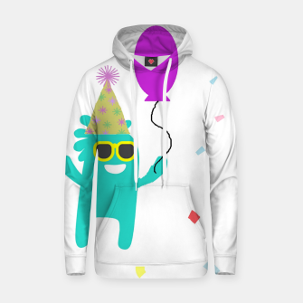 Thumbnail image of Monster party Hoodie, Live Heroes
