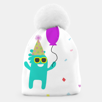 Monster party Beanie thumbnail image