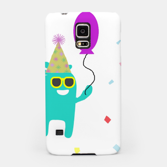 Monster party Samsung Case thumbnail image