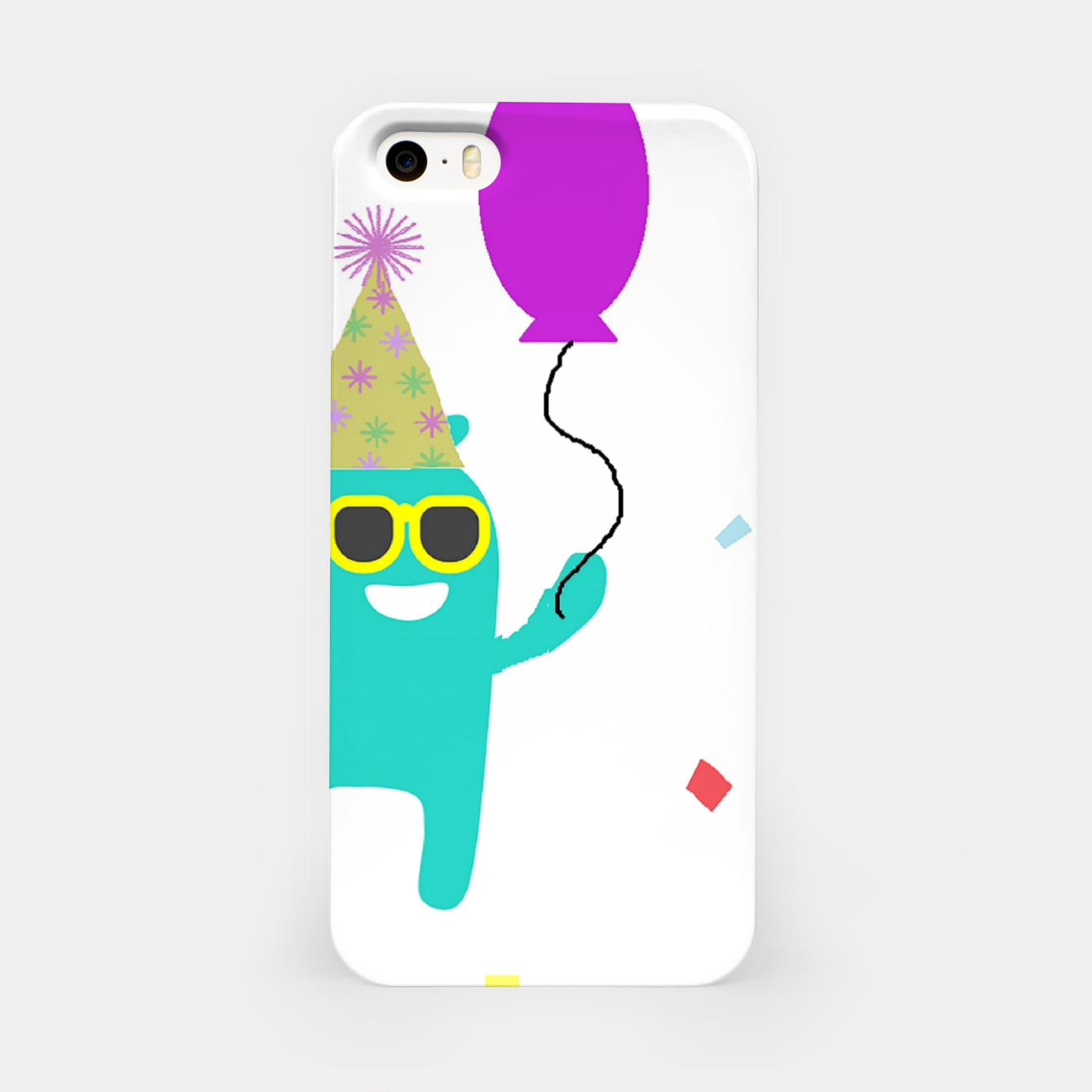 Image of Monster party iPhone Case - Live Heroes